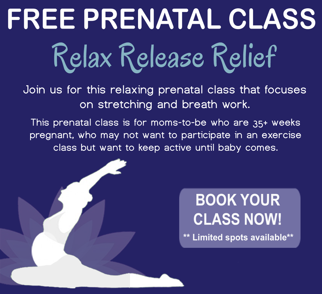 Free Prenatal Class - Momentum Health and Wellness